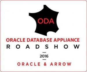 Arrow oracle database appliance roadshow