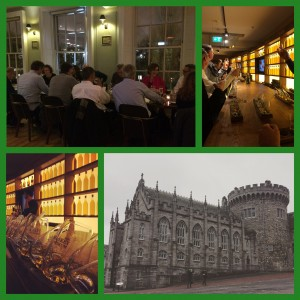 Soirée de récompense à Dublin